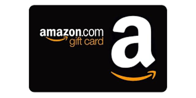 $50 AMAZON GIFT CARD, LOW GIN