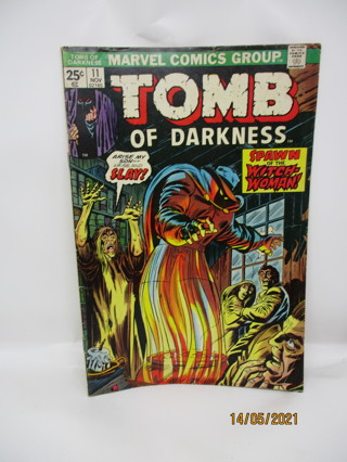 TOMB OF DARKNESS #11