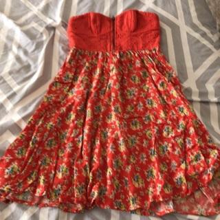 Cute summer dress -free ship-