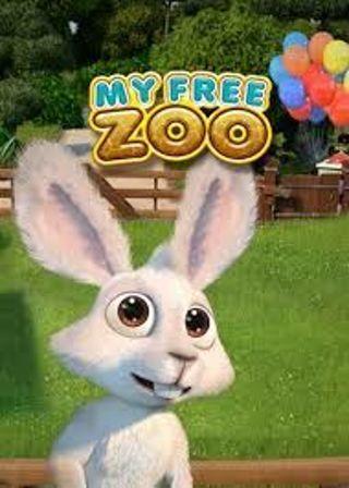 My Free Zoo - NPC Rabbit