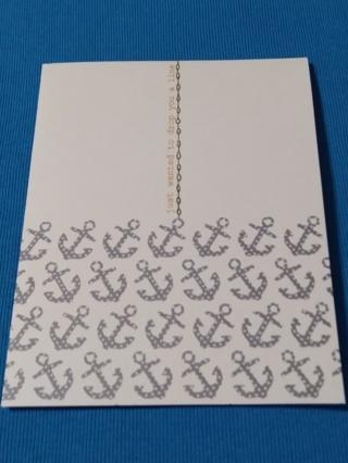 Notecard - Drop A Line