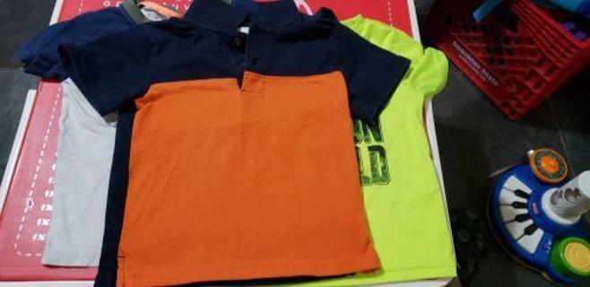 3 more 2t boys shirts