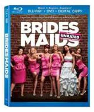 Blue ray Bridesmaids ( no digital copy)
