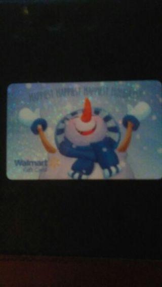 ★$20 WAL-MART GIFT CARD★