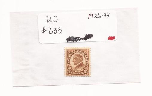 Vintage Unused 1930s US Stamp