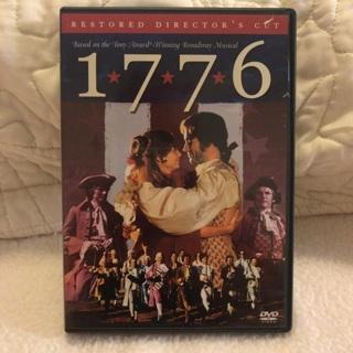 1776 DVD