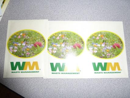 3-Packs Wildflower Mixture Seeds