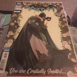 "Batman #50 ""The Wedding """