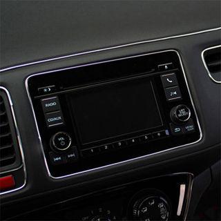 5m Point Silver Car Interior Accessories Molding Garnish Edge Line Decor