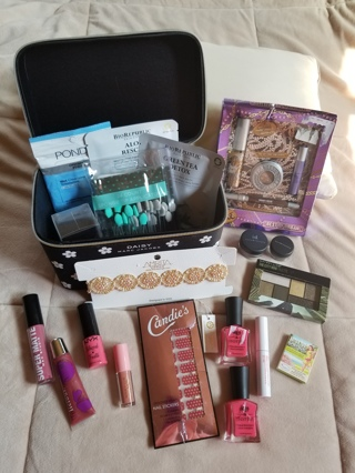 Growing High End Beauty Auction *Urban Decay*NYX*Too Faced*Soap & Glory*Maybelline*The Balm*More