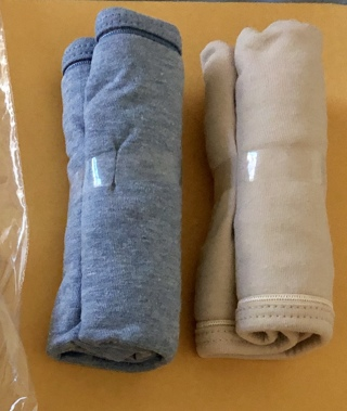 2 Pairs Br New, Hanes Cool Comfort, Ladies Underwear Size 8. Soft, Pretty! Another Set Listed Also