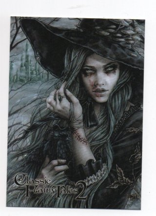 Perna Studios Wicked Witch P1 Promo Card Philly Non Sports Card Show