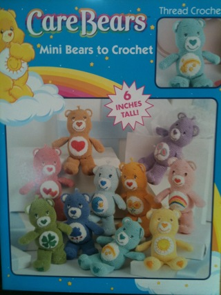 Free Care Bears Mini Bears To Crochet 6 Bears Needlecraft