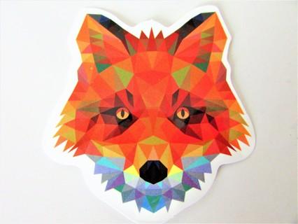 PRISM FOX Vinyl Sticker- Helmet/Car/Skateboard/Business/Crafts