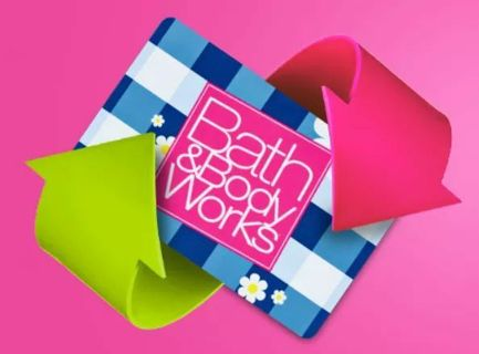 ❤ $25.00 BATH & BODY WORKS GIFT CARD DIGITAL ♥️ LOW GIN PRICES FOR ALL ♥️