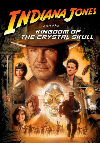 INDIANA JONES AND THE KINGDOM OF THE CRYSTAL SKULL - 4K UHD - iTunes Code