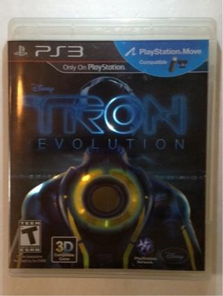 Disney Tron Evolution PS3