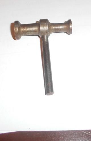 Antique Hammer - Handmade 1940's