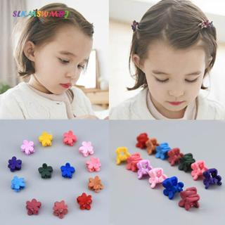 SLKMSWMDJ 1pcs children's mini hairpin accessories headwear girls baby hair clip headband accessor