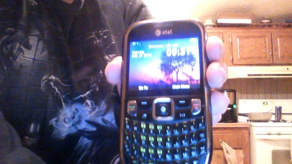 AT&T Cell Phone !!!