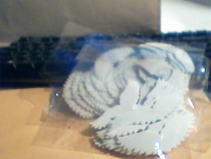 3-bags of wings