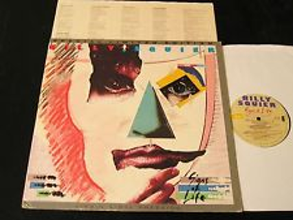 Billy Squier – Signs Of Life LP