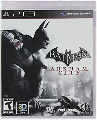 Batman: Arkham City for PS3