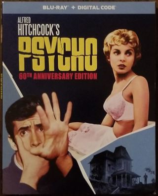 Psycho (1960) Ultraviolet Digital HD Code NEW! NEVER USED! Uncut Version
