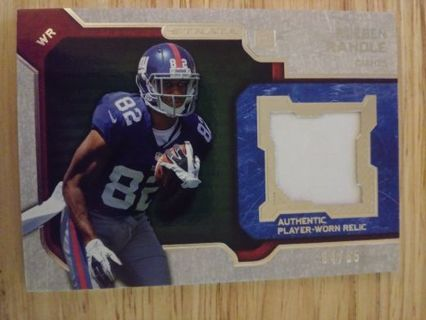 2012 rueban randle rc jersey 64/65 an david Wilson rc