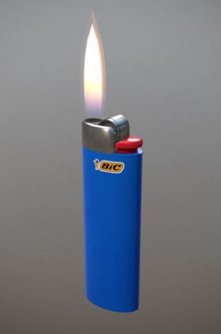 BIC Classic Full Size Lighter, 1 Pk