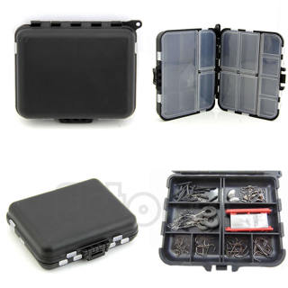 Fishing Storage Box Case With 26 Compartments