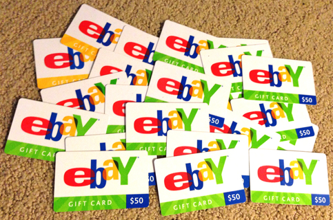 Free 10 Ebay Gift Card Code Gift Cards Listia Com Auctions For Free Stuff