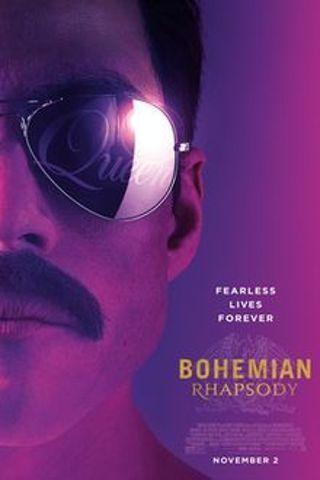 Bohemian Rhapsody HD UV code