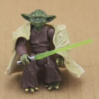 NEW Star Wars Yoda 2004 Empire Strikes Back- Action Figure S363