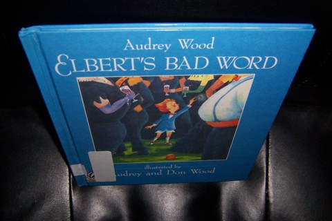 Elbert's Bad Word HB~ an award winner!