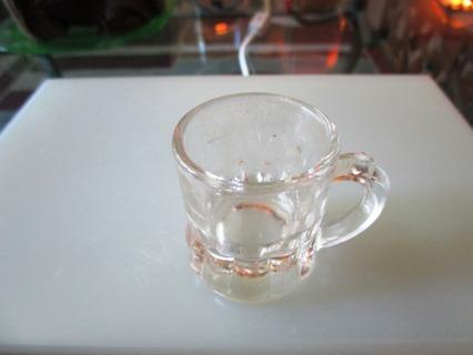 Miniature Glass Mug