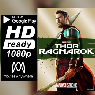 THOR: RAGNAROK  HD GOOGLE PLAY CODE ONLY