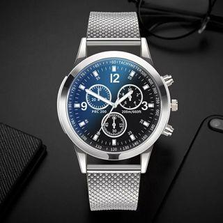 Luxury OTOKY Watches Business men watch Quartz WristWatch ladies Stainless Steel