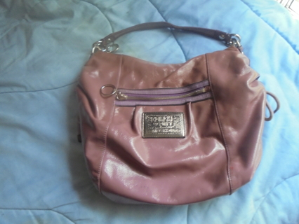 AUTHENTIC COACH POPPY AND OTHER ITEMS