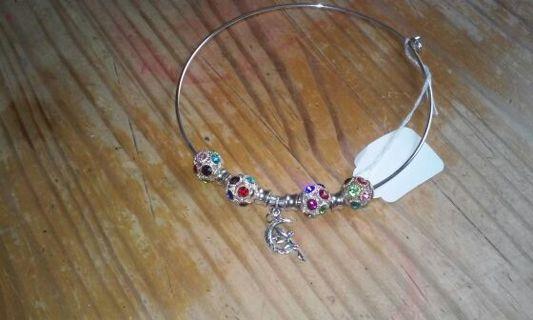 Euro necklace