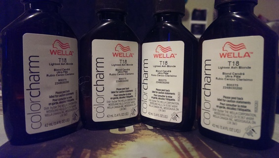 Free Wella Toner T18 Hair Products Listia Auctions For Free