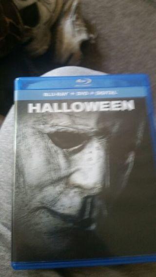 Halloween 2018 digital copy hd