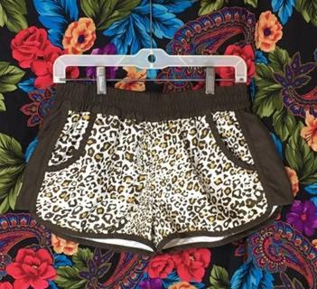 Volcom  WOMENS Volcom Stone Short Shorts Cheetah