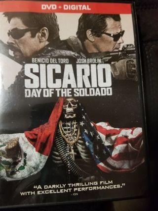 Sicario- Day of the Soldado