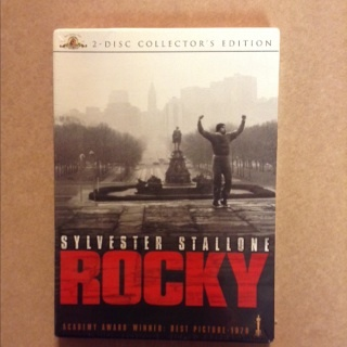 Rocky - DVD- NIP