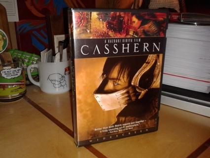 Casshern DVD Widescreen
