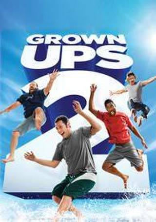Grown Ups 2 SD UV VUDU