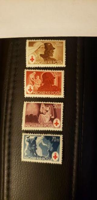 Magyar stamps. MNH