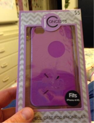 Purple iPhone 4 cases new
