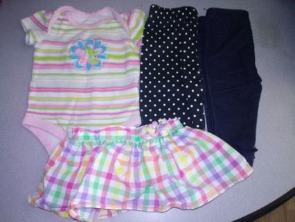 Infant Girls Clothes Lot #2